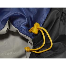 Nordisk Puk +10° Blanket Slaapzak XL, zwart/blauw